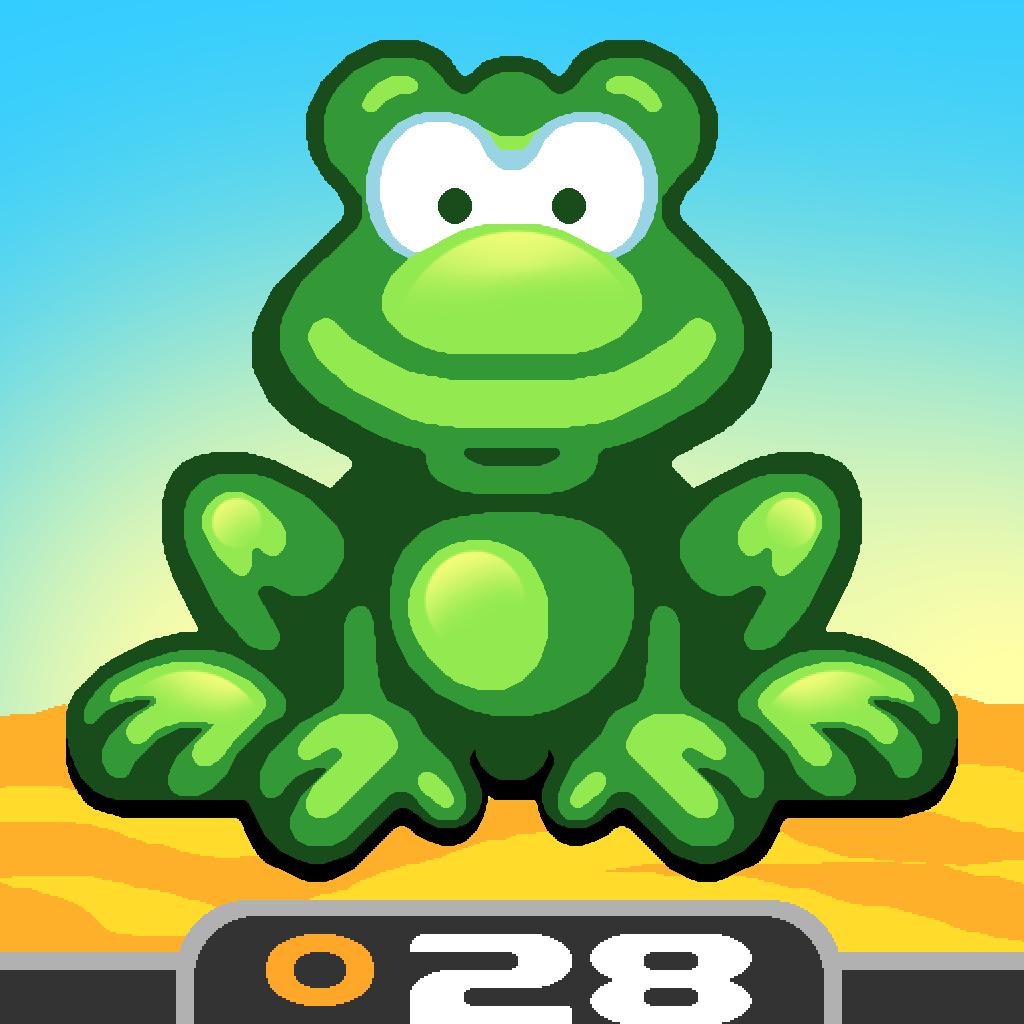 Frogbert iOS
